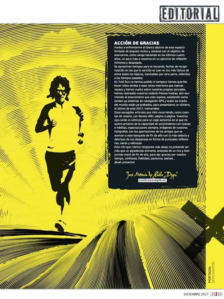 Editorial Revista TrailRun 26