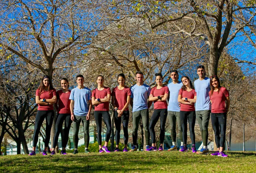 Equipo Wild Trail Project 2020