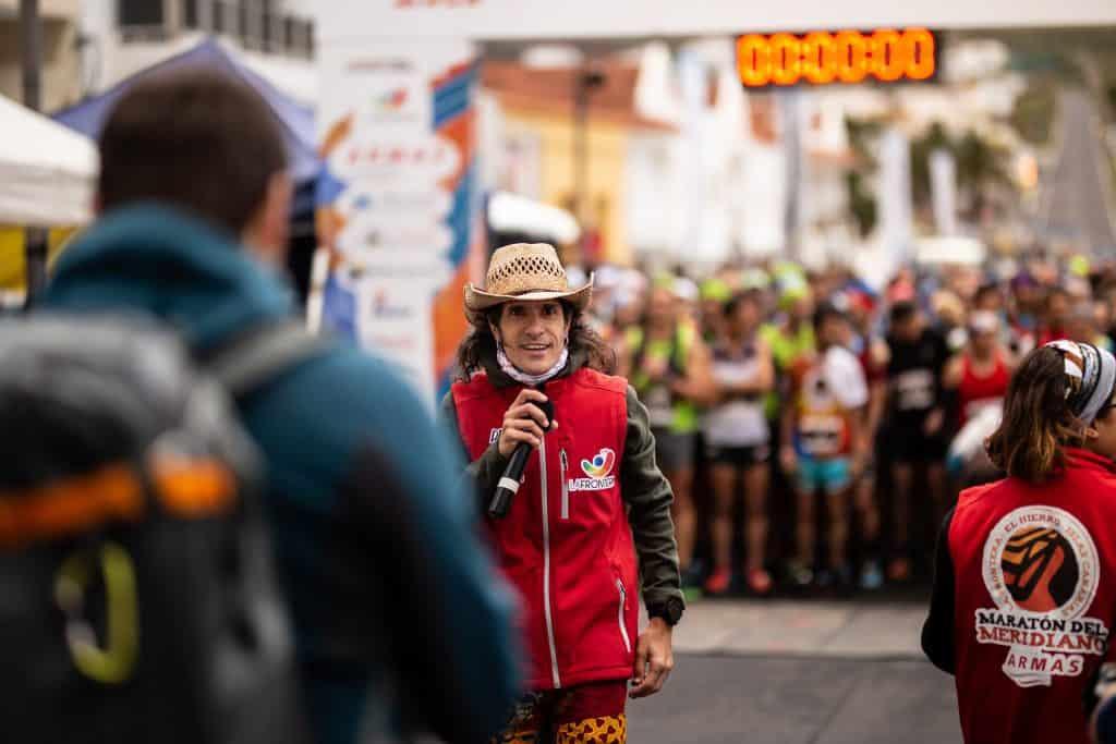 Maratón del Meridiano 2019. Fotografía John Ortiz