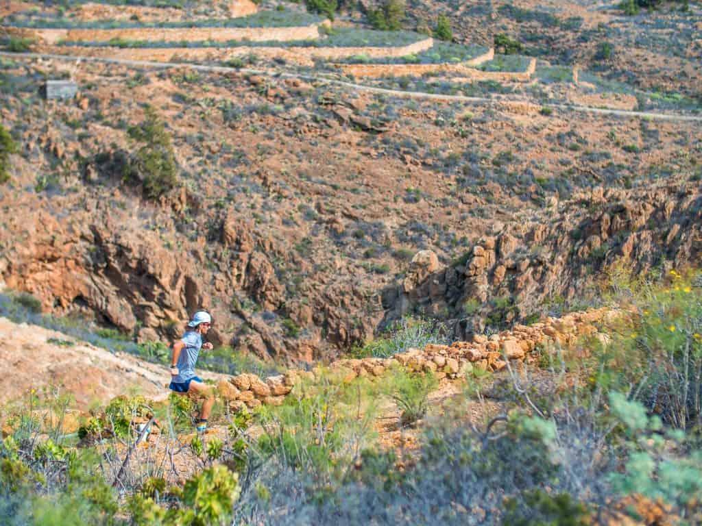 Arico Trail. © Veintisiete Grados